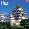 Browntrout Publishers 12in. x 12in. Japan Wall Calendar