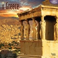 Browntrout Publishers 12in. x 12in. Greece Wall Calendar