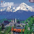 Browntrout Publishers 12in. x 12in. Germany Wall Calendar