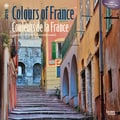 Browntrout Publishers 12in. x 12in. Colours of France - Couleurs de la France Wall Calendar
