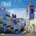 Browntrout Publishers 12in. x 12in. Brazil Wall Calendar