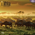 Browntrout Publishers 12in. x 12in. Africa Wall Calendar