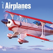 Browntrout Publishers 12 x 12 Airplanes Wall Calendar