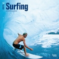 Browntrout Publishers 12in. x 12in. Surfing Wall Calendar