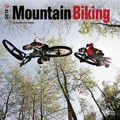 Browntrout Publishers 12in. x 12in. Mountain Biking Wall Calendar