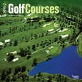Browntrout Publishers 12in. x 12in. Golf Courses Wall Calendar