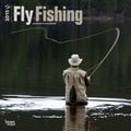 Browntrout Publishers 12in. x 12in. Fly Fishing Wall Calendar