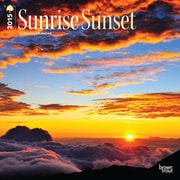 Browntrout Publishers 12 x 12 Sunrise Sunset Wall Calendar