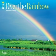 Browntrout Publishers 12 x 12 Over the Rainbow Wall Calendar