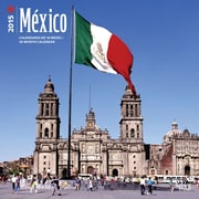 Browntrout Publishers 12 x 12 Mexico Wall Calendar