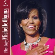 Browntrout Publishers 12 x 12 First Lady Michelle Obama Wall Calendar