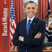 Browntrout Publishers 12 x 12 President Barack Obama Wall Calendar