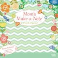 Browntrout Publishers 12in. x 12in. Mom's Make-A-Note Family Organizer Wall Calendar