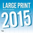 Browntrout Publishers 12in. x 12in. Large Print Wall Calendar