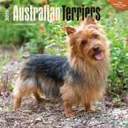 Browntrout Publishers 12 x 12 Australian Terriers Wall Calendar