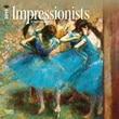 Browntrout Publishers 12in. x 12in. Impressionists Wall Calendar