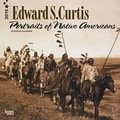 Browntrout Publishers 12in. x 12in. Edward S. Curtis - Portraits of Native Americans Wall Calendar