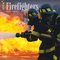Browntrout Publishers 12in. x 12in. Firefighters Wall Calendar