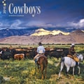 Browntrout Publishers 12in. x 12in. Cowboys Wall Calendar