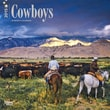 """Browntrout Publishers 12"""" x 12"""" Cowboys Wall Calendar"""