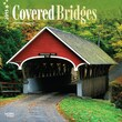 """Browntrout Publishers 12"""" x 12"""" Covered Bridges Wall Calendar"""