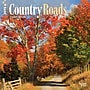 Browntrout Publishers 12 x 12 Country Roads Wall