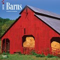 Browntrout Publishers 12in. x 12in. Barns Wall Calendar