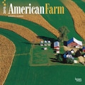 Browntrout Publishers 12in. x 12in. American Farm Wall Calendar