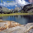 """Browntrout Publishers 12"""" x 12"""" Wild & Scenic Wyoming Wall Calendar"""