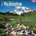 Browntrout Publishers 12in. x 12in. Wild & Scenic Washington Wall Calendar
