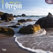 "Browntrout Publishers 12"" x 12"" Wild & Scenic Oregon Wall Calendar"