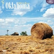 "Browntrout Publishers 12"" x 12"" Wild & Scenic Oklahoma Wall Calendar"