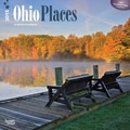 Browntrout Publishers 12in. x 12in. Ohio Places Wall Calendar