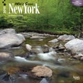 Browntrout Publishers 12in. x 12in. Wild & Scenic New York Wall Calendar