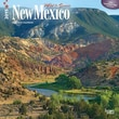 "Browntrout Publishers 12"" x 12"" Wild & Scenic New Mexico Wall Calendar"
