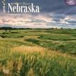 "Browntrout Publishers 12"" x 12"" Wild & Scenic Nebraska Wall Calendar"