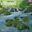 "Browntrout Publishers 12"" x 12"" Wild & Scenic Missouri Wall Calendar"