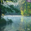 "Browntrout Publishers 12"" x 12"" Wild & Scenic Mississippi Wall Calendar"