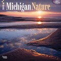 Browntrout Publishers 12in. x 12in. Michigan Nature Wall Calendar