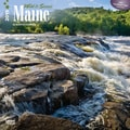 Browntrout Publishers 12in. x 12in. Wild & Scenic Maine Wall Calendar