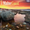 Browntrout Publishers 12in. x 12in. Maine Coast Wall Calendar