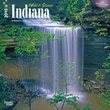"Browntrout Publishers 12"" x 12"" Wild & Scenic Indiana Wall Calendar"