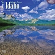 "Browntrout Publishers 12"" x 12"" Wild & Scenic Idaho Wall Calendar"