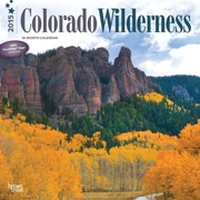 Browntrout Publishers 12 x 12 Colorado Wilderness Wall Calendar