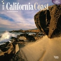 Browntrout Publishers 12in. x 12in. California Coast Wall Calendar