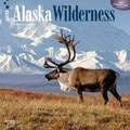 Browntrout Publishers 12in. x 12in. Alaska Wilderness Wall Calendar