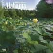 "Browntrout Publishers 12"" x 12"" Wild & Scenic Alabama Wall Calendar"