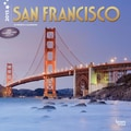 Browntrout Publishers 12in. x 12in. San Francisco Wall Calendar