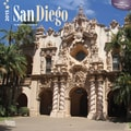 Browntrout Publishers 12in. x 12in. San Diego Wall Calendar