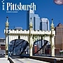 Browntrout Publishers 12 x 12 Pittsburgh Wall Calendar